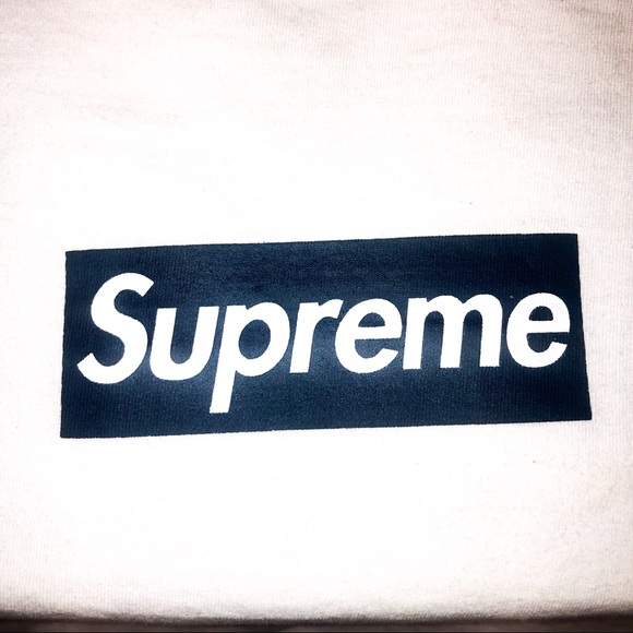 487034f17371 Supreme Shirts | New York Yankee Box Logo White Tee | Poshmark